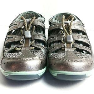 Orthofeet Verona Sandals Orthopedic  Shoe 10 Wide